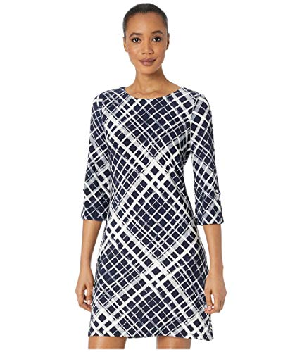 Tommy Hilfiger Women's 3/4 Sleeve Dress