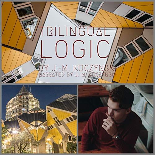 Trilingual Logic audiobook cover art