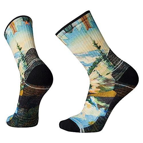 Smartwool Men's Hike Light Cushion Crew Socks –...