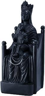 ブラックMadonna de Sous Terre Statue