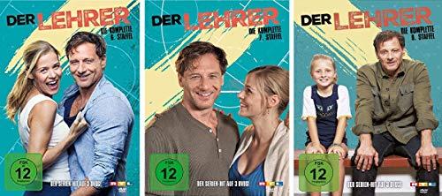 Der Lehrer - Die komplette Staffel 6+7+8 im Set - Deutsche Originalware [9 DVDs]
