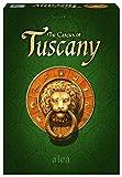 Ravensburger 269167 Castles of Tuscany, Juego Alea, Versión en Español, Juego de Estrategia, 2-4 Jugadores, Edad Recomendada 10+