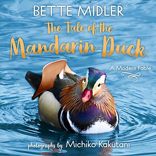 The Tale of the Mandarin Duck cover art