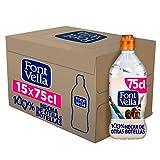 Font Vella Agua Mineral Natural con Tapón Sport, 15 x 75cl