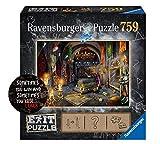 Collectix EXIT 759 Teile Ravensburger Puzzle 199556 - Exit 6: Im Vampirschloss + 1x Exit-Sticker...