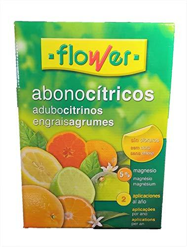 Todo Cultivo Abono Especial cítricos limoneros, Naranjo,Pomelo, Lima, Mandarino 3 kg. (3x1kg)