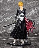 22 cm de Altura Anime Bleach Kurosaki Ichigo PVC Anime Figura Anime estatuilla Figuras de acción Jug...
