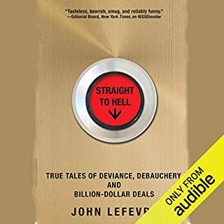 Straight to Hell audiobook cover art