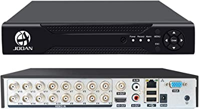 JOOAN 16 Channels H.264 Network Motion Detection 16CH DVR CCTV Surveillance Security System Digital Video Recorder 5-in-1 ...