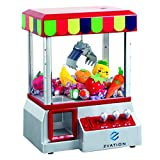Zvation The Claw Toy Grabber Machine with Authentic Arcade...