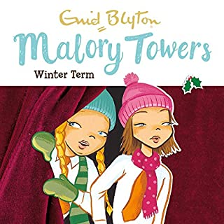 Malory Towers: Winter Term cover art