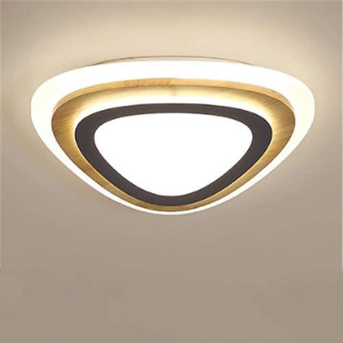 Plafonnier-Prougeection des yeux Une lumière à trois tons à économie d'énergie pour la prougeection des yeux peut être utilisée dans les chambres d'enfants, etc.-Blanc 39CM