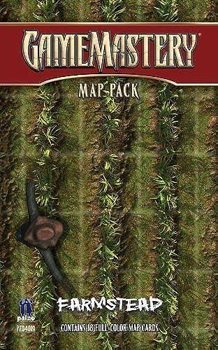 Farmstead (GameMastery Map Pack) by Corey Macourek (2009-07-07)