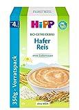 HiPP Bio-Getreide-Breie Hafer-Reis