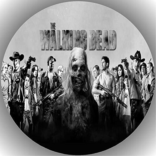 Fondant Tortenaufleger Tortenbild Geburtstag The Walking Dead T21