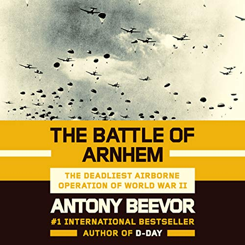Page de couverture de The Battle of Arnhem