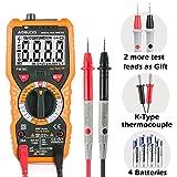 Multimètre Numérique Janisa PM18C AC DC Testeur Electrique Digital Automatique...
