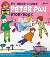 My Very First Peter Pan Storybook  Creative Child Press 0866113711 Book Cover