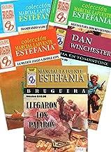"""""""Osa Mayor"""" Set de Cinco Novelas Por Marcial Lafuente Estefania y otros autores"""