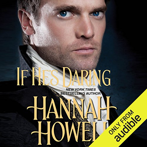 If He's Daring audiobook cover art