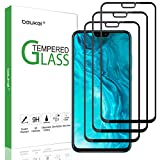 (3 Pack) Beukei Compatible for Huawei Honor 8X and honor 9x lite Screen Protector Tempered Glass,Anti Scratch, Bubble Free