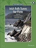 Irish Folk Tunes for Flute: Volume 2. Flöte. Ausgabe mit Online-Audiodatei. (Schott World Music, Band 2)