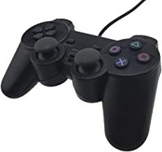 JiaHan Wired Controller Golf PS2 para Playstation 2 de Sony Negro