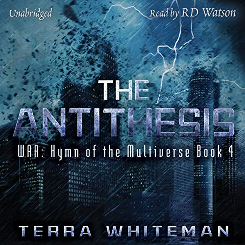 The Antithesis: War  By  cover art