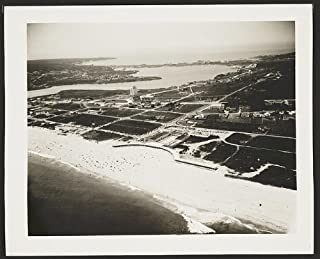 HistoricalFindings Photo: Montauk Manor Surf,Cabana Club,Resorts,Beaches,Vacations,New York,NY,1956