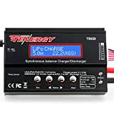 Best Battery For Note 3s - Tenergy TB6-B Balance Charger Discharger 1S-6S Digital Battery Review