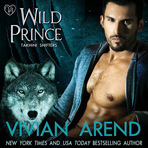 Wild Prince audiobook cover art