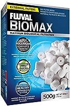 Fluval Biomax Bio Rings, Biological Filter Media for Aquariums, 17.63 oz., A1456