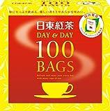 デイアンドデイティーバッグ 100枚 /日東紅茶(2箱)