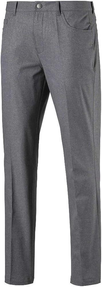 PUMA Men's 2019 Jackpot 5 Pant Heather Sale Denver Mall item Pocket