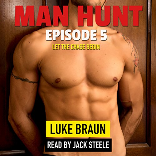 Man Hunt: Episode 5 audiobook cover art