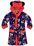 Disney Girls Minnie Mouse Dressing Gown Blue Age 4 to 5 Years