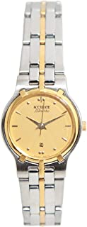 Casual Watch for Women by Accurate, Multi Color, Round, ALQ715