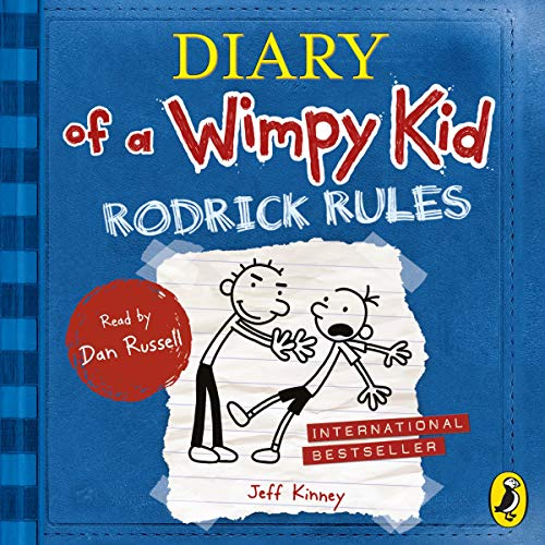 Diary Of A Wimpy Kid Audiobooks Listen To The Full Series Audible In