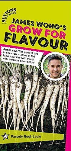 Portal Cool Suttons Seeds James Wong GFF - Persil Racine Aigle