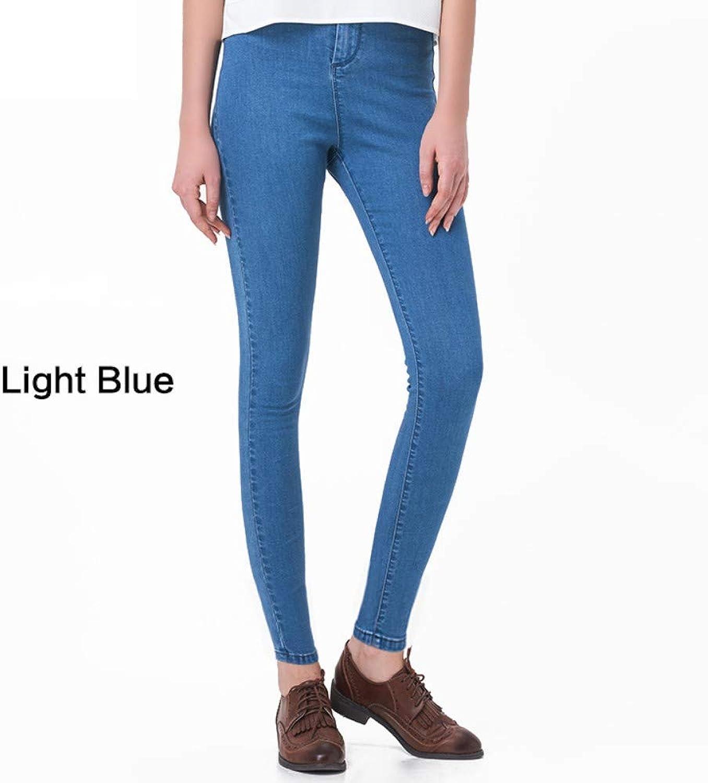 GBUIA Women Pants Women Push Up Jeans Plus Size Women Pants Full Length Women Stretch Skinny Pencil Women Pants