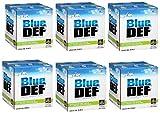 BlueDEF Diesel Exhaust Fluid Synthetic & Deionized Water 2.5 Gallon Jug (6 Pack)