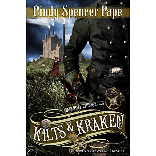Kilts and Kraken cover art
