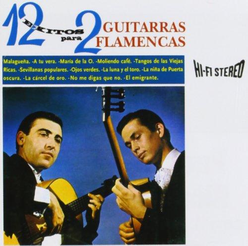 12 Éxitos Para 2 Guitarras Flamencas