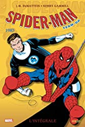 Spider-Man Team-up - L'intégrale 1983 (T47): (Tome 47) de J.M. DeMatteis