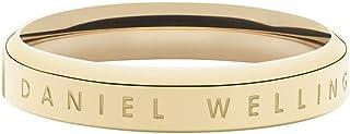 Daniel Wellington Unisex Classic Ring, 50, Gold