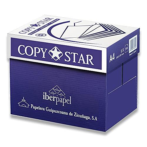 Copy Star 80gr Carta A4 per fotocopiatrici e...