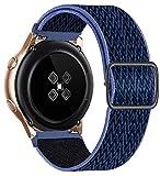 Cinturino 20mm 22mm Per Orologio Samsung Galaxy 3/Active 2/46mm/42mm/Cinturino Gear S3 Cinturino GT/2/2E/Pro 1033 (Band Color : Sunshine, Band Width : 20mm watch band)