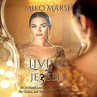 Living with Jezebel: An In-Depth Look at the Queen of Narcissism, Her Tactics, and Three Generations of Destruction                   By:                                                                                                                                 Miko Marsh                               Narrated by:                                                                                                                                 Miko Marsh                      Length: 3 hrs and 35 mins     Not rated yet     Overall 0.0