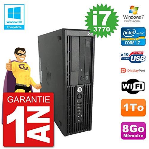 HP Workstation Z220 SFF Core i7-3770 RAM 8 GB disco 1 TB gra
