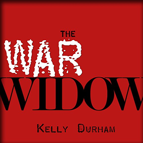 The War Widow audiobook cover art